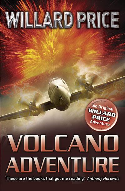 Volcano Adventure - Jacket
