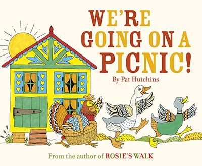 We're Going On A Picnic - Jacket