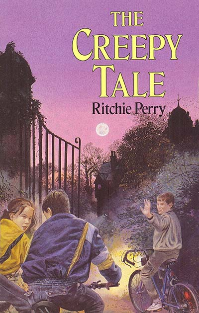 The Creepy Tale - Jacket