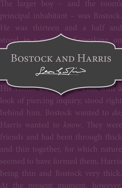 Bostock and Harris - Jacket