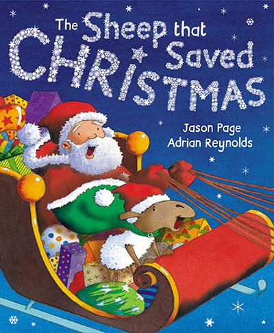 The Sheep that Saved Christmas - Jacket