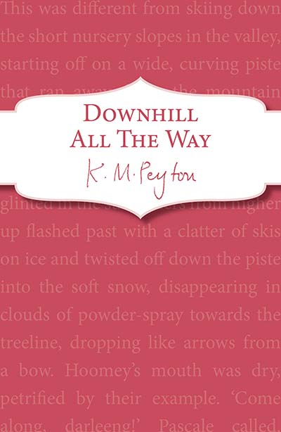 Downhill All The Way - Jacket
