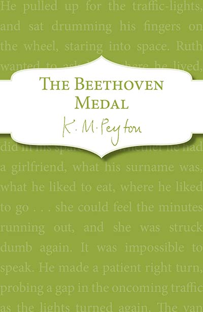 The Beethoven Medal - Jacket