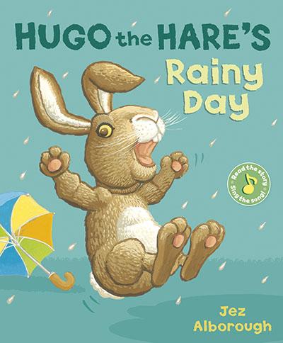 Hugo the Hare's Rainy Day - Jacket