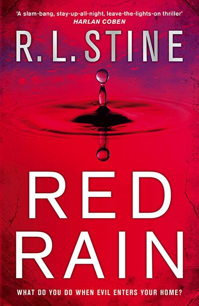 Red Rain - Jacket