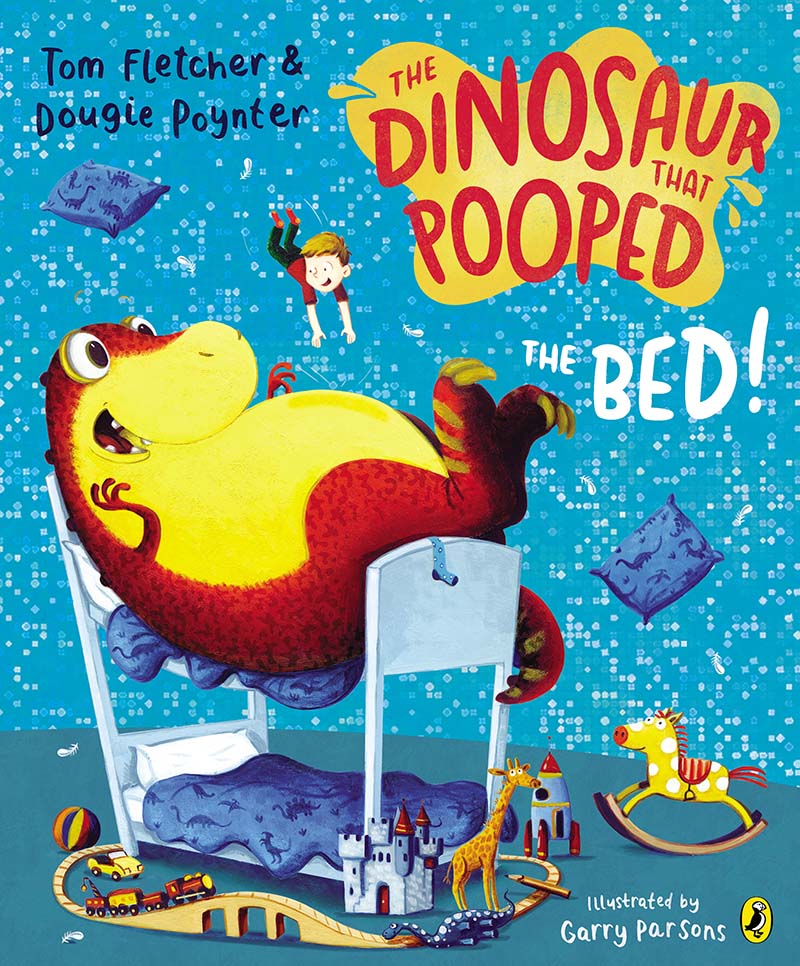 The Dinosaur That Pooped The Bed - Jacket