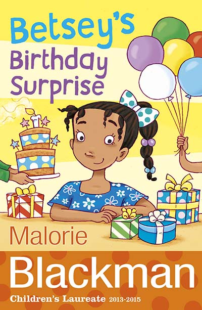 Betsey's Birthday Surprise - Jacket