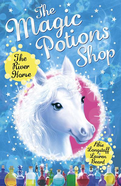 The Magic Potions Shop: The River Horse - Jacket