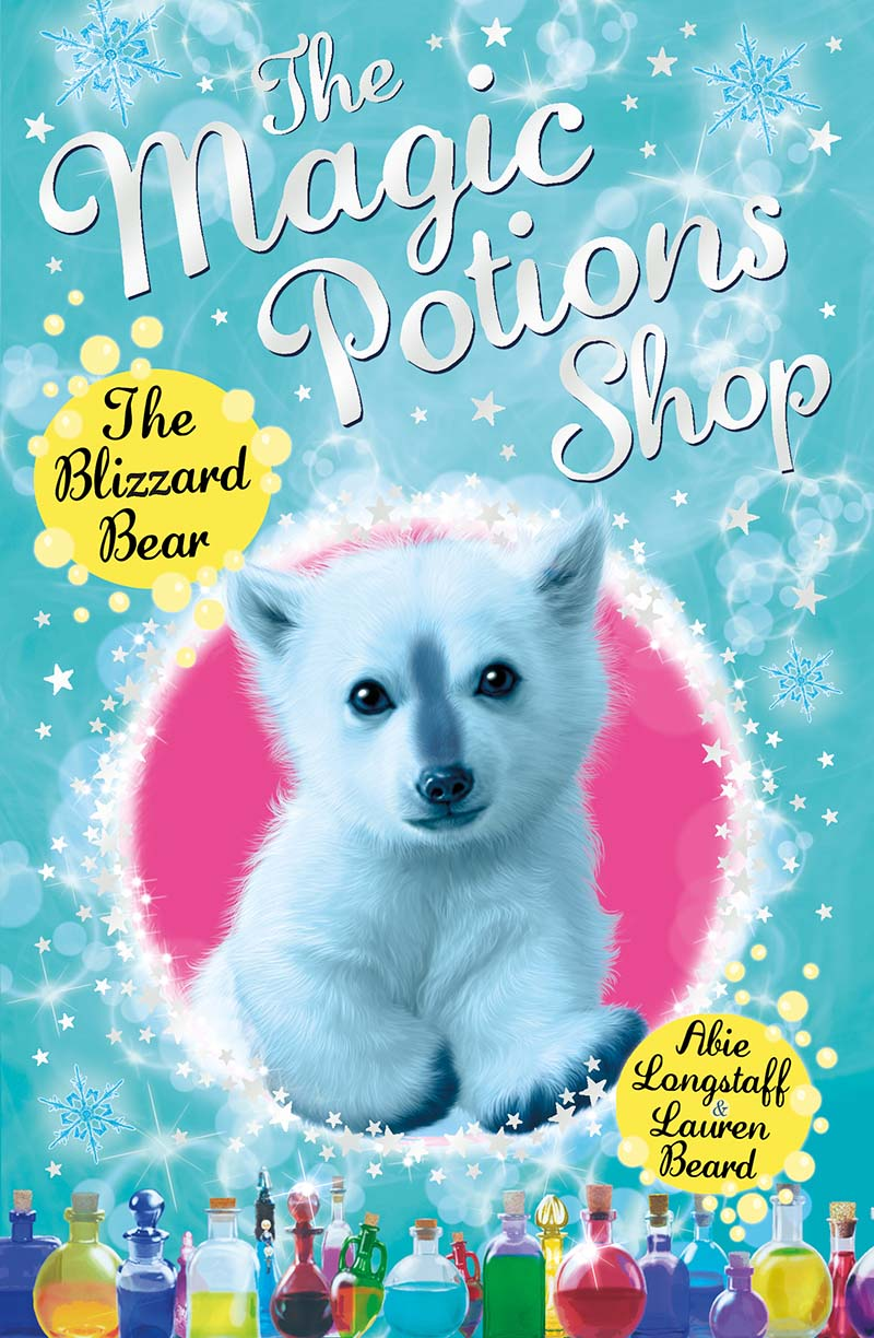 The Magic Potions Shop: The Blizzard Bear - Jacket