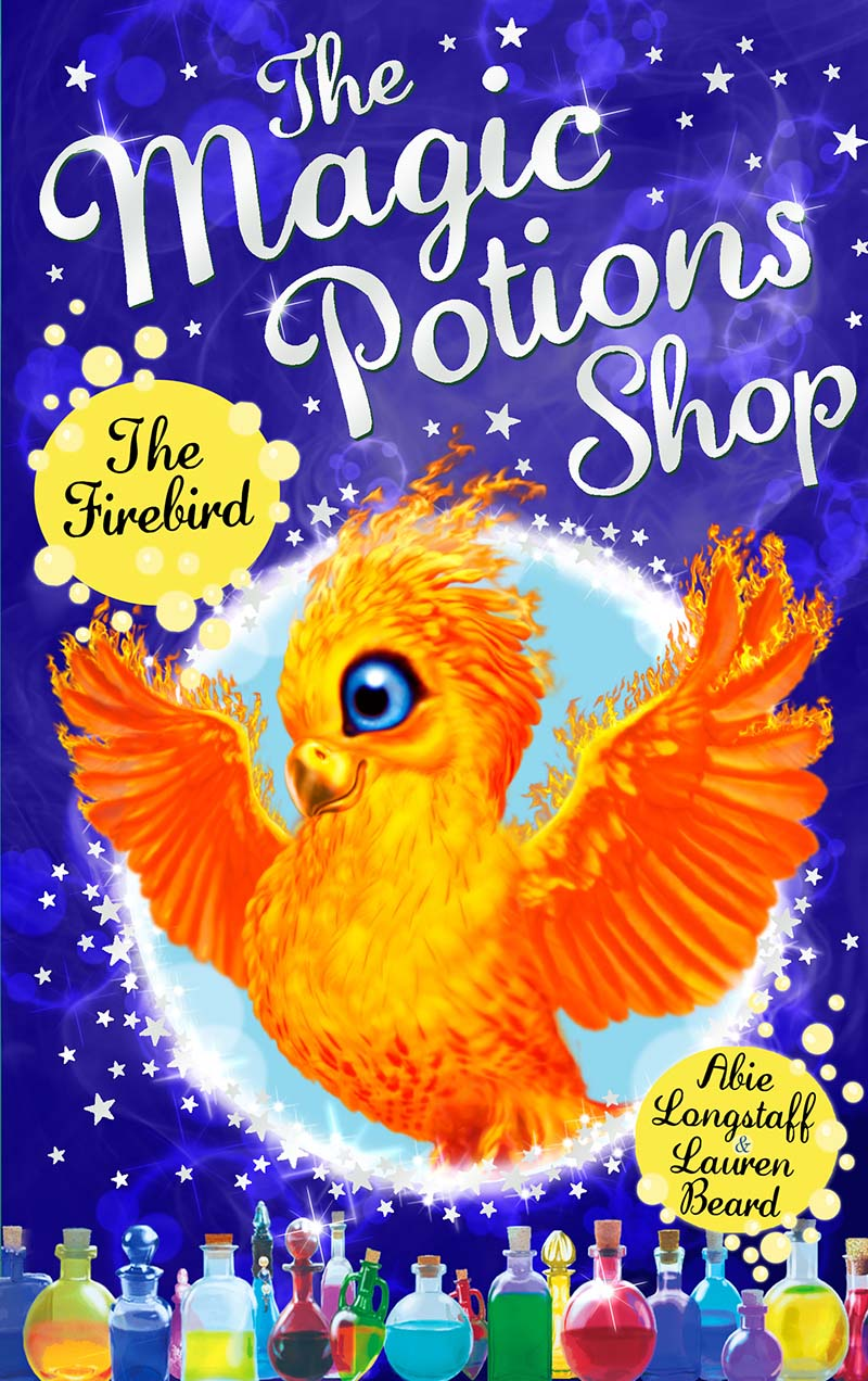 The Magic Potions Shop: The Firebird - Jacket