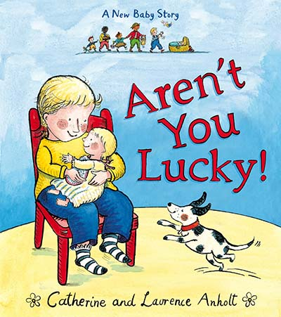 Aren't You Lucky! - Jacket