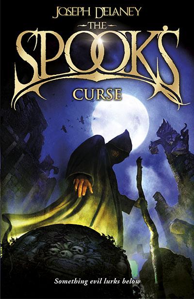 The Spook's Curse - Jacket