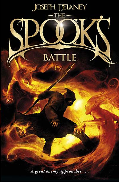 The Spook's Battle - Jacket