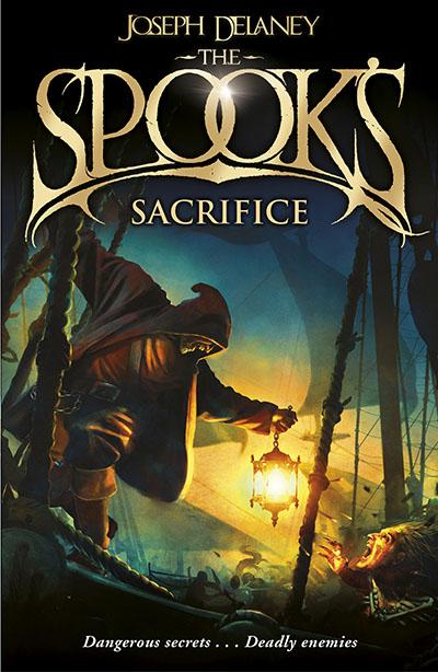 The Spook's Sacrifice - Jacket