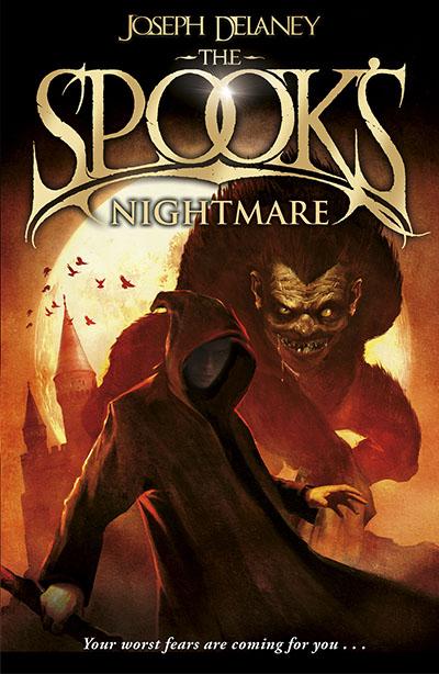 The Spook's Nightmare - Jacket