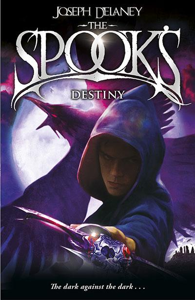 The Spook's Destiny - Jacket