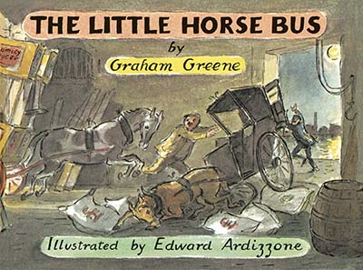 The Little Horse Bus - Jacket