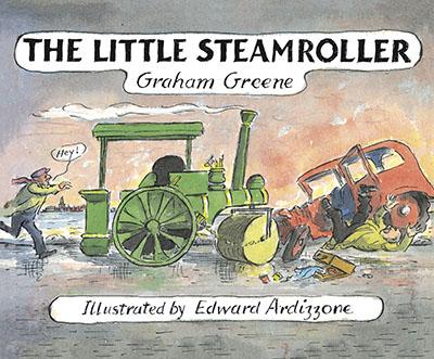 The Little Steamroller - Jacket