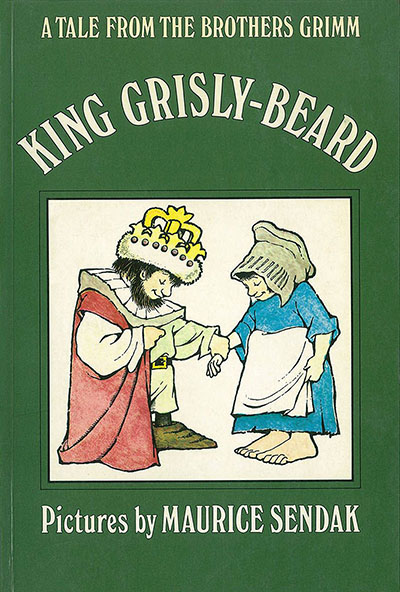 King Grisly-Beard - Jacket