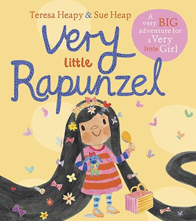 Very Little Rapunzel - Jacket
