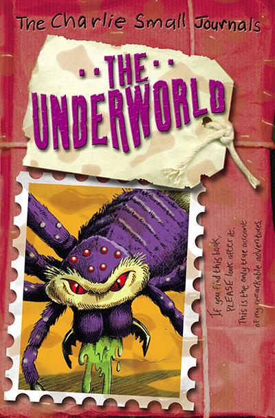 Charlie Small: The Underworld - Jacket