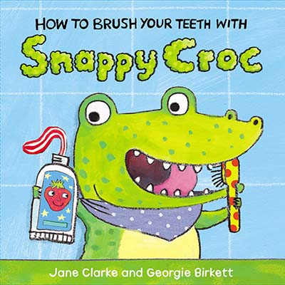 How to Brush Your Teeth with Snappy Croc - Jacket