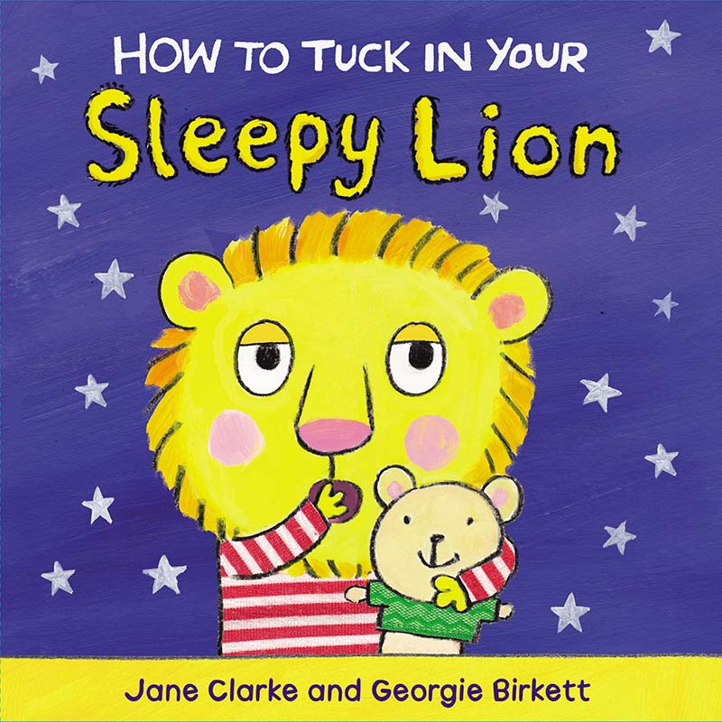 How to Tuck In Your Sleepy Lion - Jacket