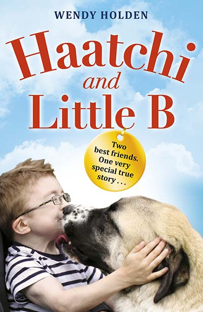 Haatchi and Little B - Junior edition - Jacket