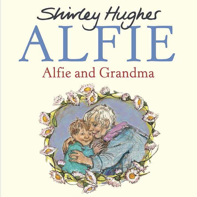 Alfie and Grandma - Jacket