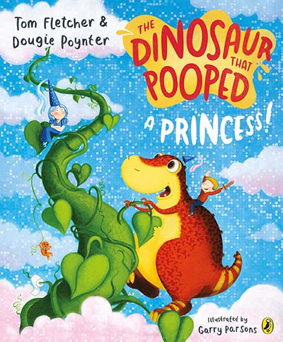 The Dinosaur that Pooped a Princess - Jacket