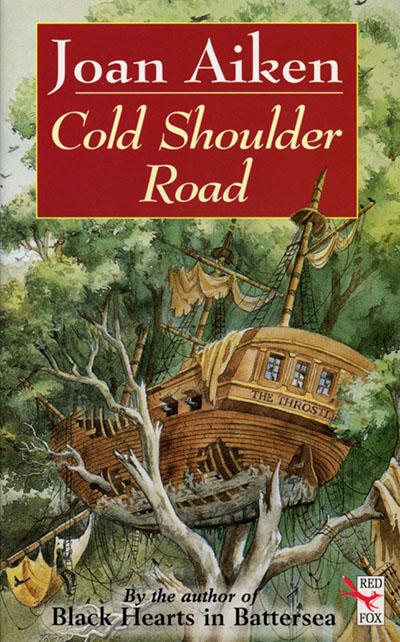 Cold Shoulder Road - Jacket