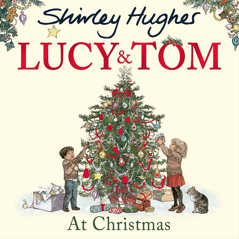 Lucy and Tom at Christmas - Jacket