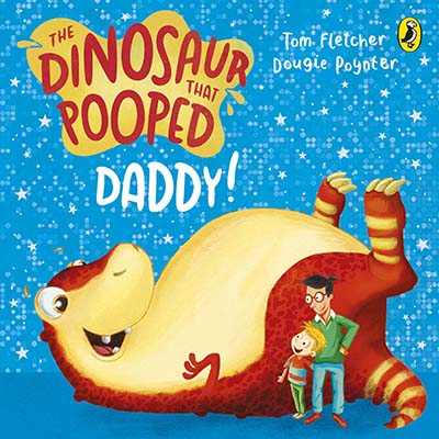 The Dinosaur That Pooped Daddy! - Jacket