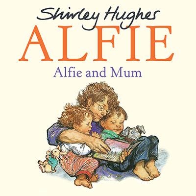 Alfie and Mum - Jacket