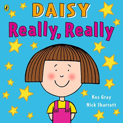 Daisy: Really, Really - Jacket