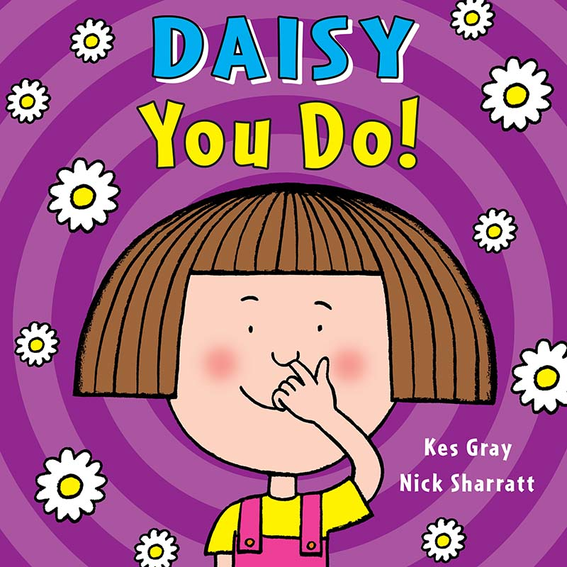 Daisy: You Do! - Jacket