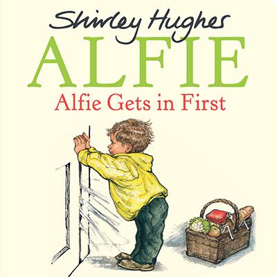 Alfie Gets in First - Jacket