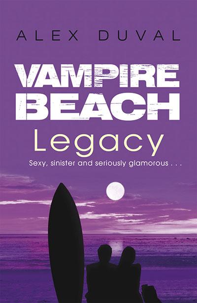 Vampire Beach: Legacy - Jacket