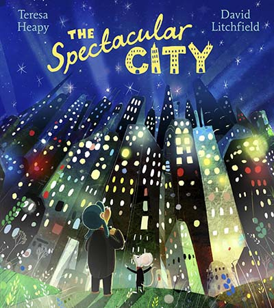 The Spectacular City - Jacket