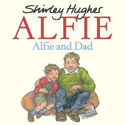 Alfie and Dad - Jacket