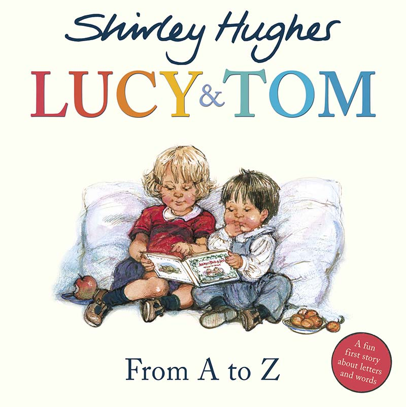 Lucy & Tom: From A to Z - Jacket
