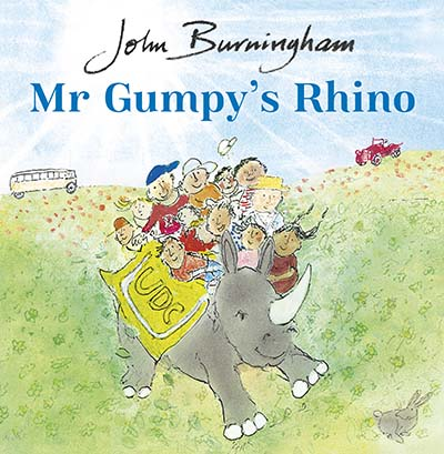 Mr Gumpy's Rhino - Jacket