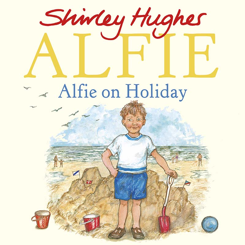 Alfie on Holiday - Jacket