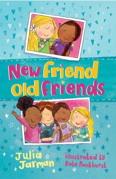 New Friend Old Friends - Jacket