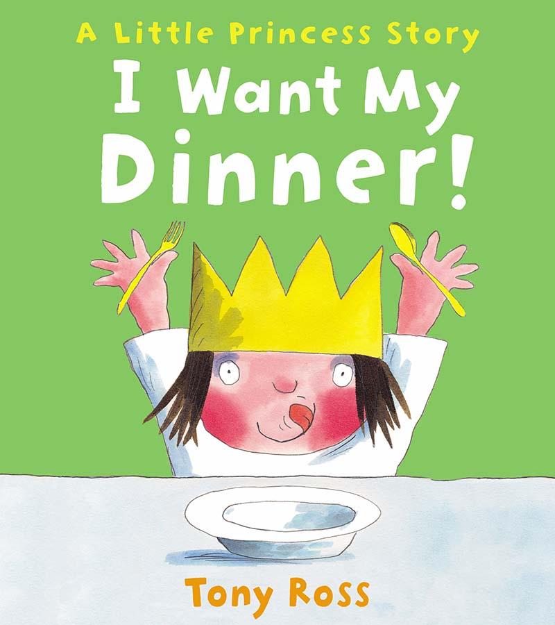 I Want My Dinner! - Jacket