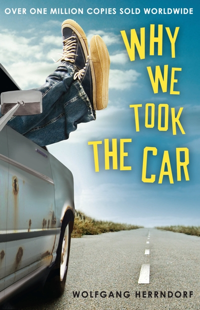 Why We Took the Car - Jacket