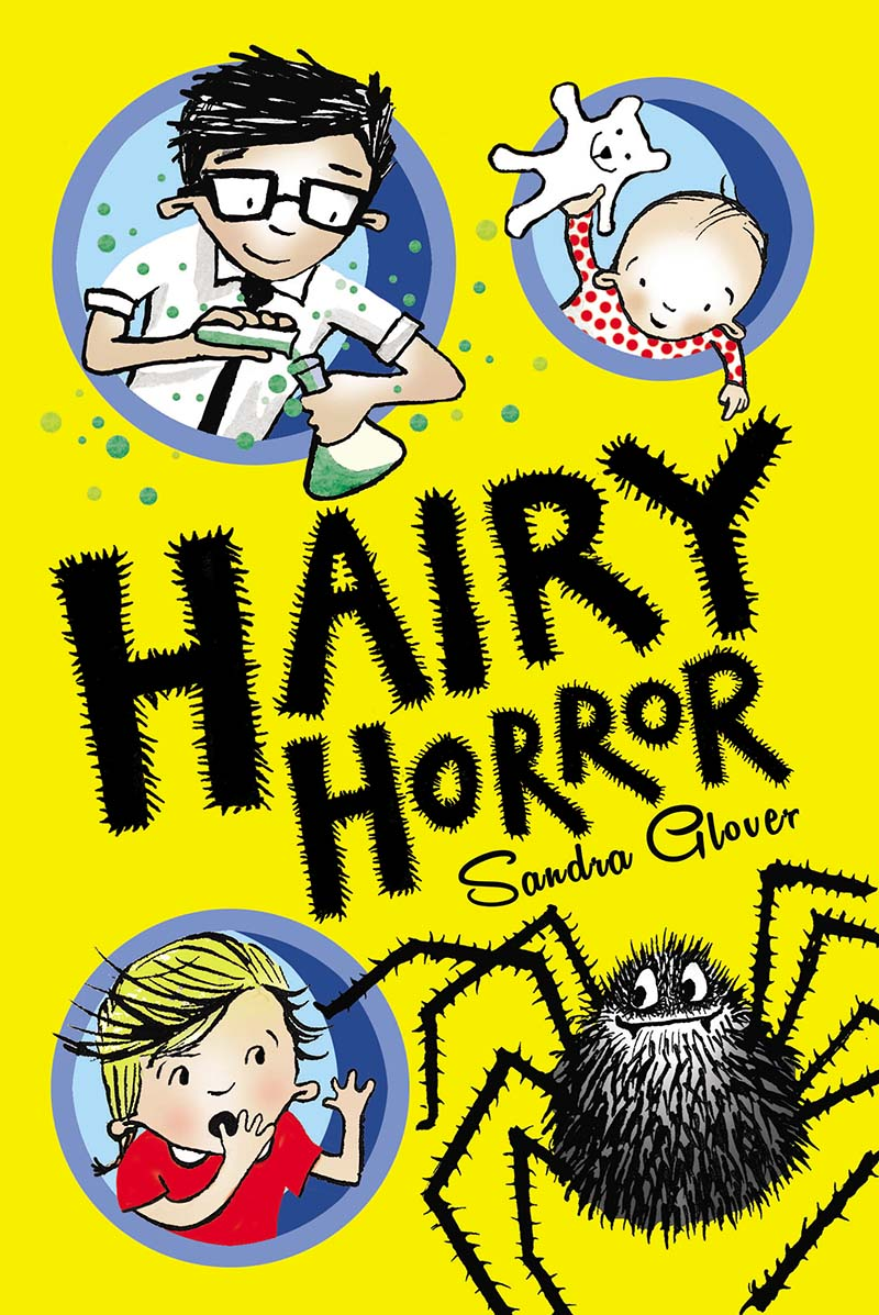 Hairy Horror - Jacket
