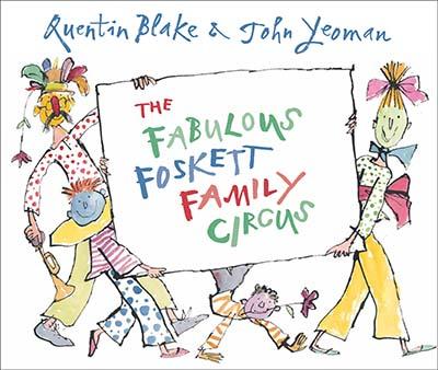 The Fabulous Foskett Family Circus - Jacket