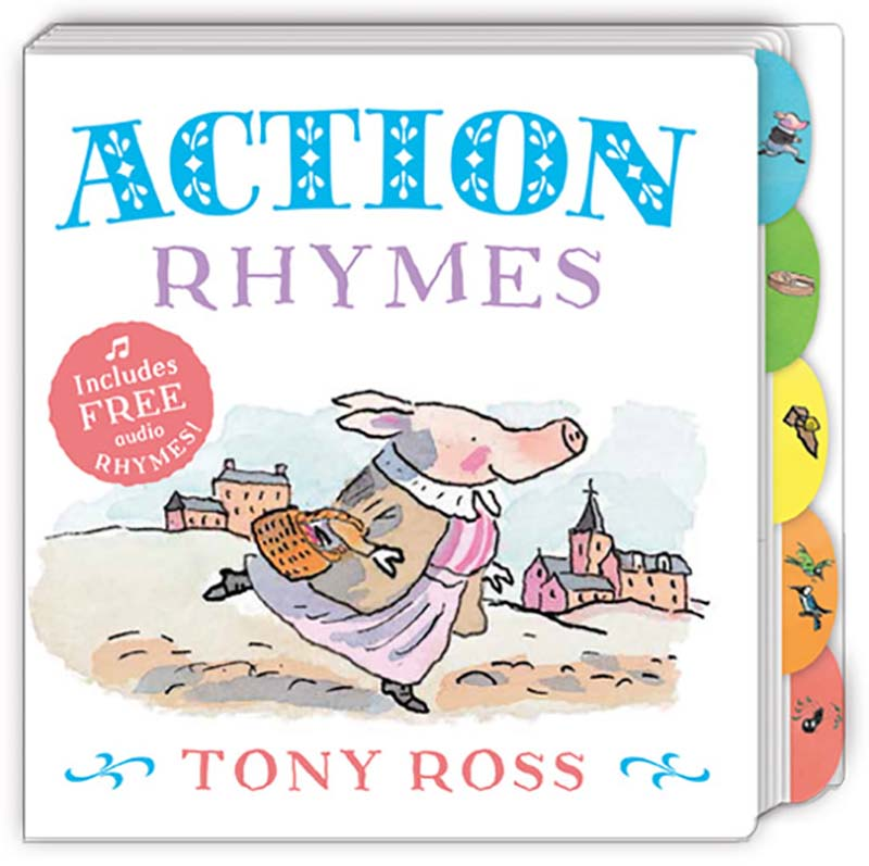 Action Rhymes - Jacket