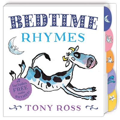 Bedtime Rhymes - Jacket